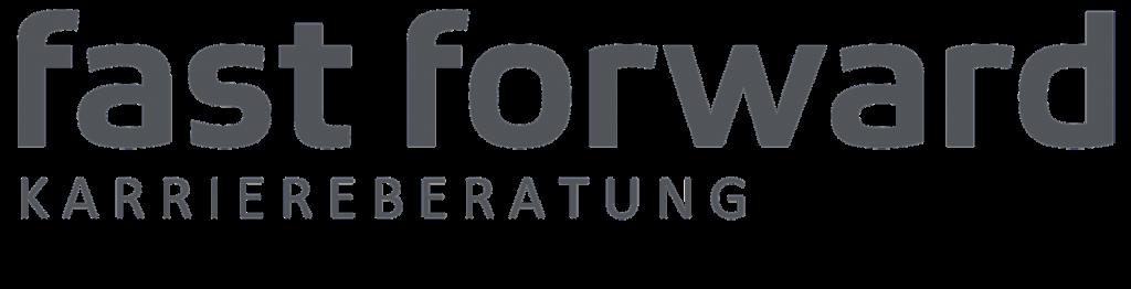 Firmen Logo fast forward